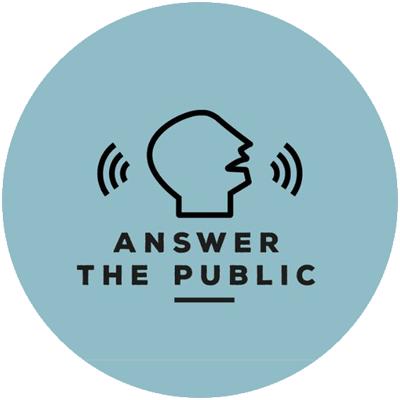 Answer The Public Logo - SEO-Guide